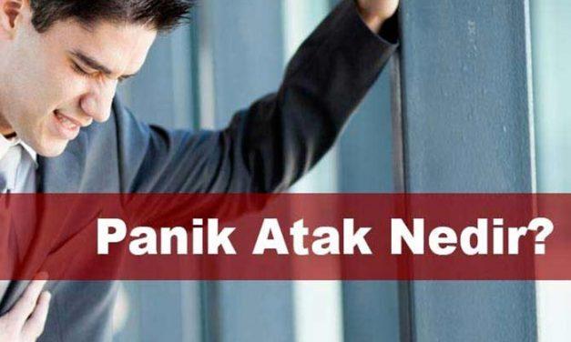 Panik Atak Nedir?