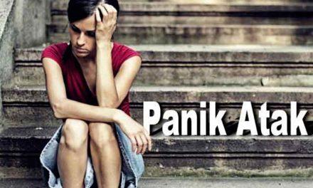 Panik Atak Tedavisi