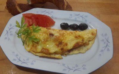 1 Yumurtalı Omlet ala RooninStark – Erkek Adam Yemek Yapar mı
